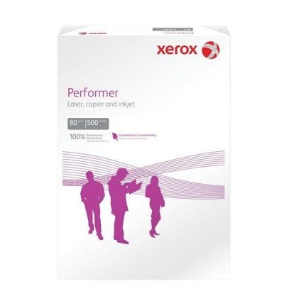 Xerox Performer Multifunctional Paper Ream-Wrapped 80gsm A3 White Ref 003R90569 [500 Sheets]