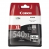 Canon PG-540XL Inkjet Cartridge High Yield Page Life 600pp Black Ref 5222B005AA