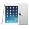 Apple iPad Air 5th Generation WiFi + Cellular 64GB 9.7in Retina Display iOS 7 Silver Ref MD796B/A