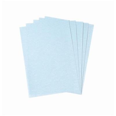 Parchment Letterhead and Presentation Paper 95gsm A4 Blue [100 Sheets]