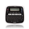 Brother P-Touch Labelmaker Desktop and Case 8 fonts TZE max. 12mm Ref PT-D200BWVP
