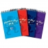 Campus Reporters Notebook Card Cover Headbound 140 Pages 90gsm 125x200mm Ref 400013924 [Pack 10]