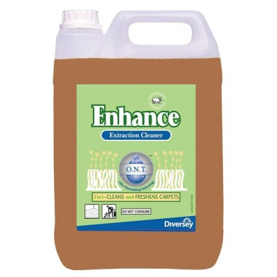 Diversey Carpet Enhance Extraction Cleaner 5 Litre 411100