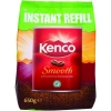 Kenco Smooth Instant Coffee Refill Bag 650g Ref A03298