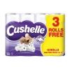 Cushelle Toilet Rolls 2-Ply White Ref M01411