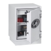 Phoenix Fire Fighter II Safe Electronic Lock 89kg 63 Litre White Ref FS0441E