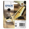Epson 16 Inkjet Cartridge Pen & Crossword Page Life 175pp Black Ref T16214010