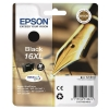 Epson 16XL Inkjet Cartridge Pen & Crossword Page Life 500pp Black Ref T16314010