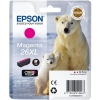 Epson 26XL Inkjet Cartridge Polar Bear Capacity 9.7ml Magenta Ref C13T26334010