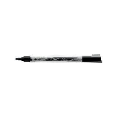 Bic Velleda Whiteboard Marker Liquid Ink Black 902088 [Pack 12]