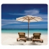 Fellowes Earth Series Recycled Mousepad Beach Chairs Ref 5909501