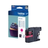 Brother Inkjet Cartridge Page Life 600pp Magenta Ref LC123M