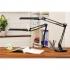 Unilux Swingo Desk Lamp Black Ref 100340216