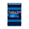 Pukka Pad Navy Reporters Pad A7 Blue Ref 6234-NVY [Pack 6]