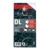 Plus Fabric Envelopes DL Retail Pack Ref R10004 [Pack 25]