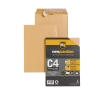 New Guardian Envelopes Heavyweight Pocket Peel and Seal Manilla C4 Retail Pack [Pack 25]