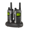 Motorola TLKR T80 2-way Radios Band PMR446 8 Channels 121 Codes Range 10km Ref 50047 [Pair]