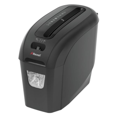 Rexel Prostyle Plus 5 Shredder Confetti Cut P-4 Ref 2104005