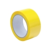 Tape Polypropylene 50mmx66m Yellow [Pack 6]