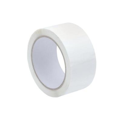 Tape Polypropylene 50mmx66m White [Pack 6]