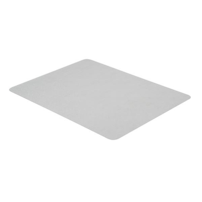 Cleartex Valuemat Chair Mat For Low Pile Carpet 1200x750mm Clear Ref FC1175120EV
