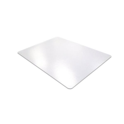 Cleartex Ultimat Chair Mat For Hard Floors 1200x1340mm Clear Ref FC1213420ERA