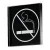 Pictogram Acrylic Sign Non Smoking 85x85x8mm Ref PA309