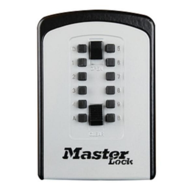 Masterlock Key Safe Push Button Ref RY40038