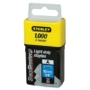 Stanley Light Duty Staples 10mm Ref 0-TRA206T [Pack 1000]