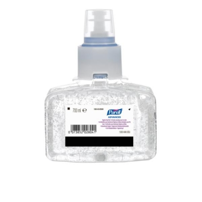 Purell Advanced Hygienic Hand Rub LTX-7 Refill Ref N07401