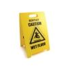 Floor Sign Corrugated Plastic Ref SPC/FSC.01
