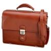 Alassio Mocca Briefcase Cognac Ref 47124
