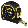 Stanley Tape Measure Pocket 3m/10 Feet Tylon Ref 0-30-686