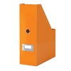 Leitz WOW Click and Store Magazine File Orange Ref 60470044