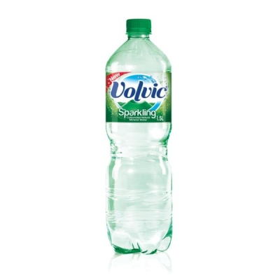 Volvic Sparkling Water 1.5 Litre 79510 [Pack 6]