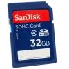 Sandisk SDHC Card 32GB Ref SDSDB-032G-B35