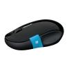 Microsoft Sculpt Comfort Mouse Wireless Black Ref H3S-00001