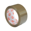 5 Star Packaging Tape 50mmx66m Buff [Pack 18]