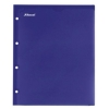 Rexel Advance 2 Pocket Customisable Folder Polypropylene A4 Navy Ref 2103744