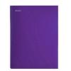Rexel Advance Stay-Put Pocket and Prong Folder Polypropylene A4 Purple Ref 2103755
