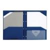 Rexel Advance Stay Put Folder and File Polypropylene A4 Navy Ref 2103761