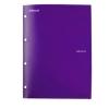 Rexel Advance Stay Put Folder and File Polypropylene A4 Purple Ref 2103763
