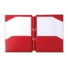 Rexel Advance Snap-In 2-Pocket Folder Polypropylene A4 Red Ref 2103770