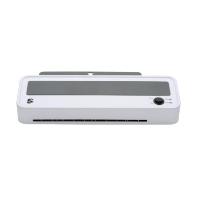 5 Star Hot and Cold Laminator up to 2x125micron Pouches A4