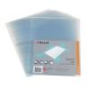 Rexel Nyrex Pocket Heavy-duty Side-opening A4 Clear Ref 11011 [Pack 25]