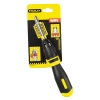 Stanley Multi Ratchet Screwdriver With 10 Bits Ref 0-68-010