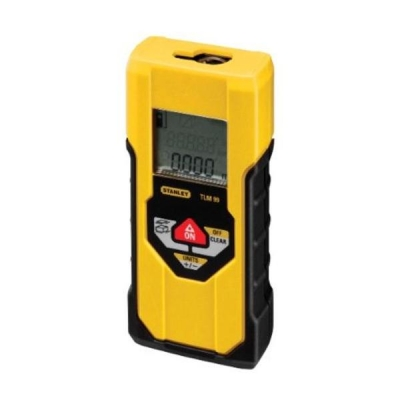 Stanley Laser Measure 30m Working Range Ref STHT1-77138