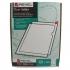 Rexel Cut Flush Folder Polypropylene Copy-secure Embossed Finish A4 Clear Ref 12215 [Pack 100]