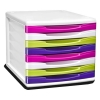CEP Happy 8 Drawer Unit Multicoloured Ref 1003980811