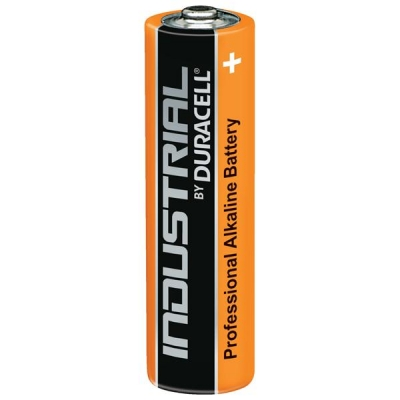 Duracell Industrial Battery Alkaline 1.5V AA Ref 81452400 [Pack 10]